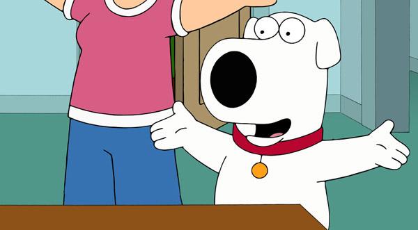 Family Guy Brian's Death