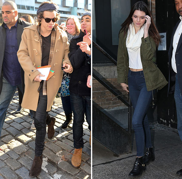 Harry Styles Kendall Jenner Relationship