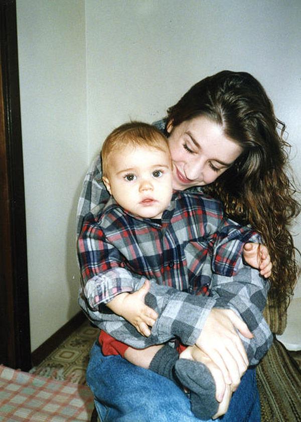 Justin Bieber bayi