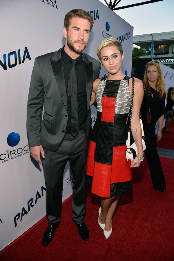 Liam Hemsworth Miley Cyrus Win Her Back