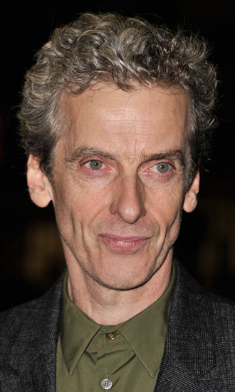 Peter Capaldi Biography