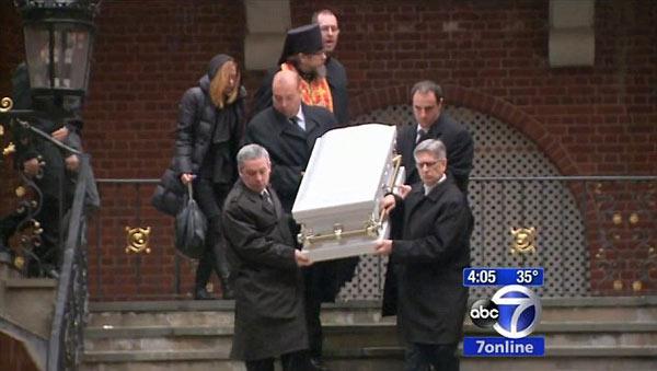Kirill Kanarikov Funeral