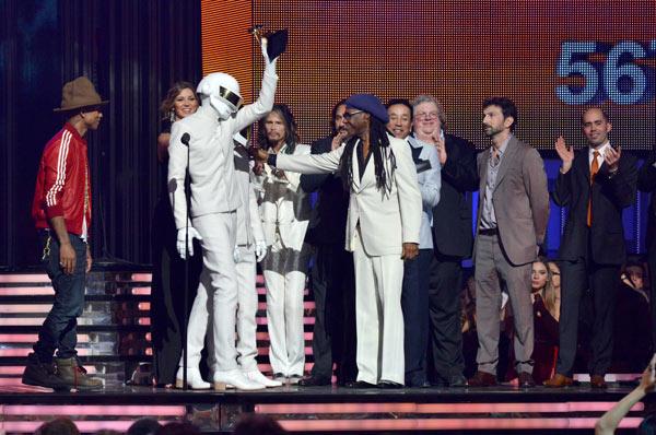 Daft Punk Grammy Awards