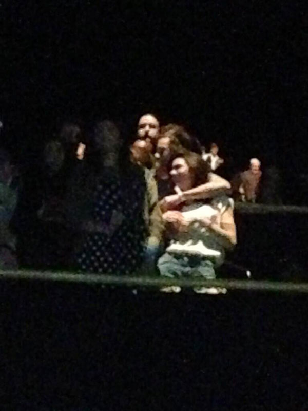 Kendall Jenner Harry Styles Concert Date