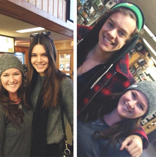 Kendall Jenner Harry Styles Ski Trip