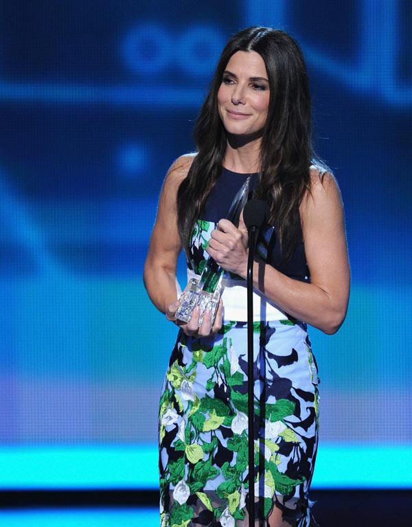 Sandra Bullock People's Choice Awards