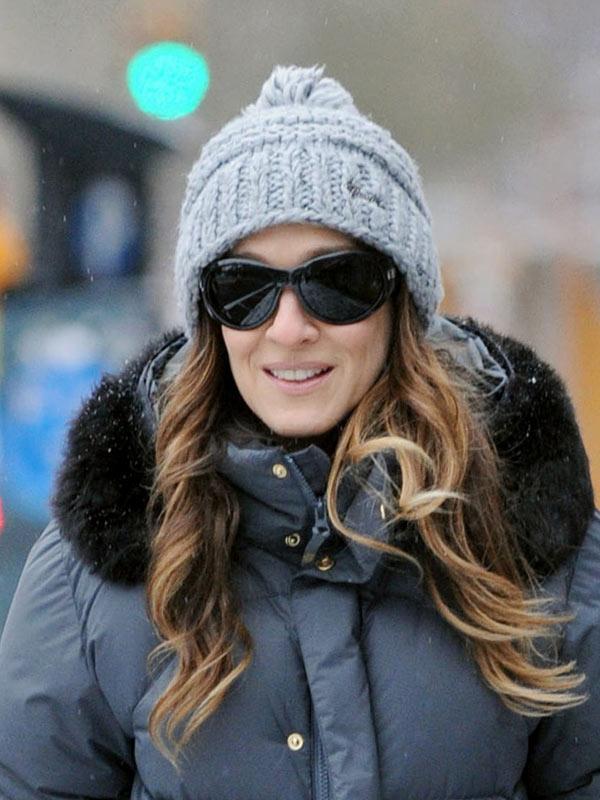 Hair Tips Freezing Weather