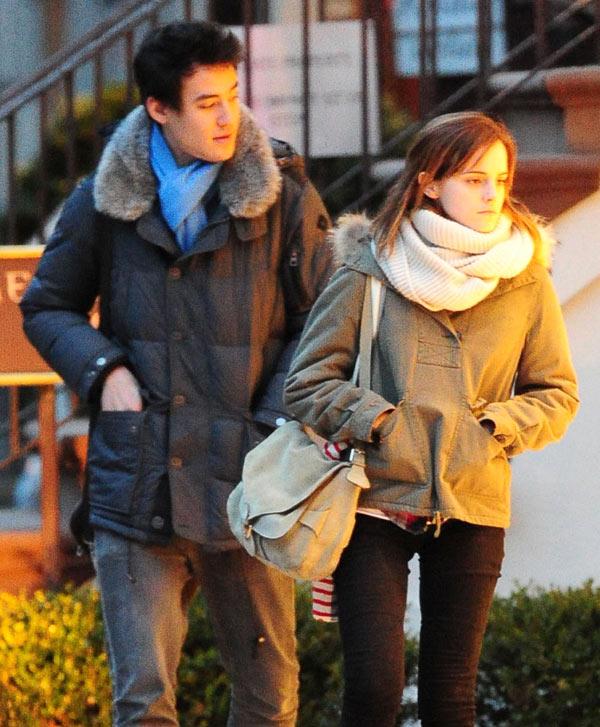 Will Adamowicz Emma Watson Break Up