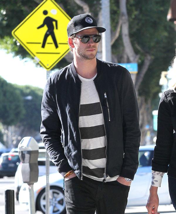 Nina Dobrev Liam Hemsworth Dating Rumors