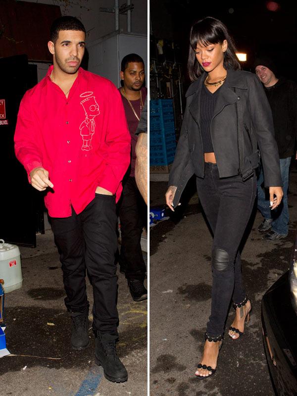 Rihanna and drake dating again 2014