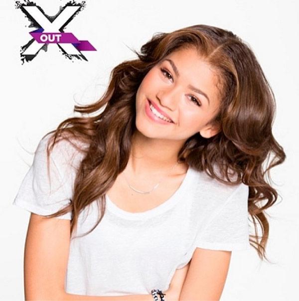 Zendaya X Out