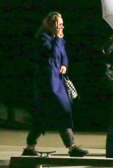 Newport, RI  - Adele, Nicole Richie, Cameron Diaz (wearing white sneakers), and Joel Madden seen arriving at Jennifer Lawrence's rehearsal dinner in Newport, Rhode Island.  Pictured: Adele  BACKGRID USA 18 OCTOBER 2019   USA: +1 310 798 9111 / usasales@backgrid.com  UK: +44 208 344 2007 / uksales@backgrid.com  *UK Clients - Pictures Containing Children Please Pixelate Face Prior To Publication*