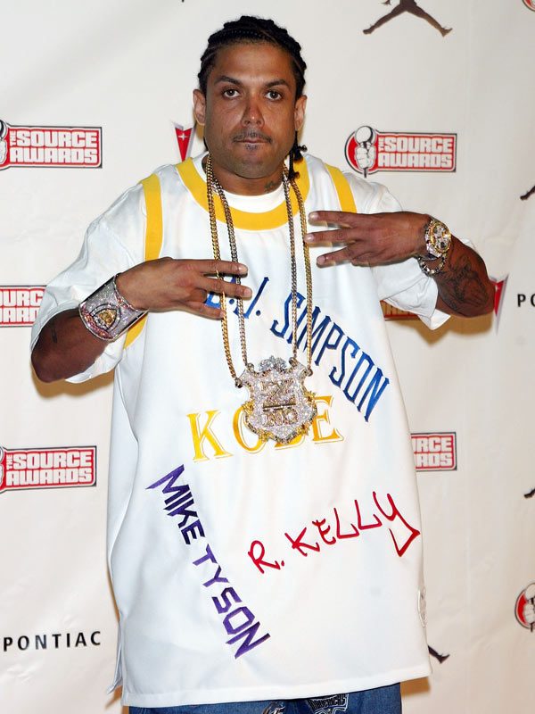 Benzino Rapper Shot