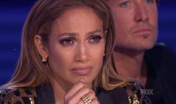 Jennifer Lopez Cries MK Nobilette