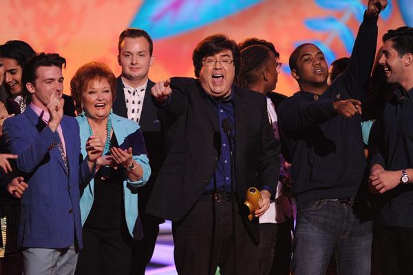 Kenan Kel Reunion Kids Choice Awards