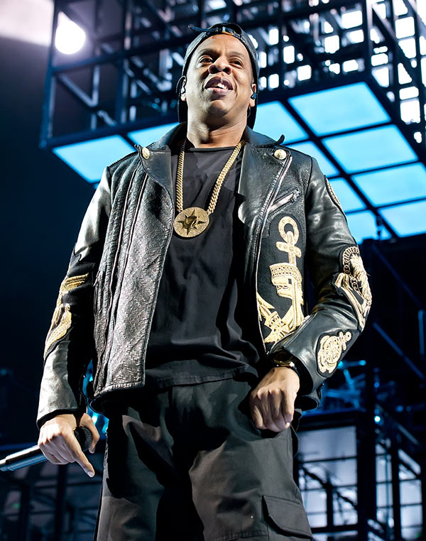 Jay Z Five Percent Nation Chain