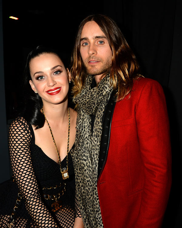 Katy Perry Hooking Up Jared Leto