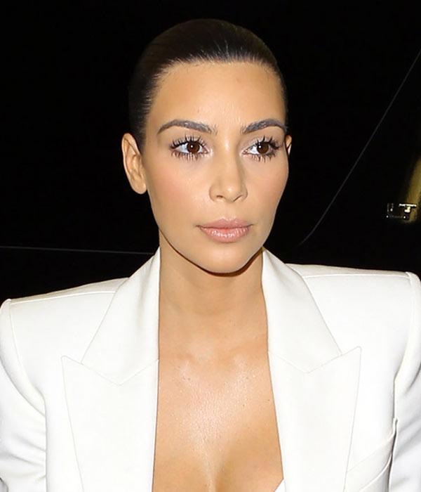 Kim Kardashian Miami Makeup