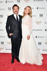 Jason Sudeikis and Olivia Wilde 29th Annual IFP Gotham Awards, Arrivals, Cipriani Wall Street, New York, USA - 02 Dec 2019
