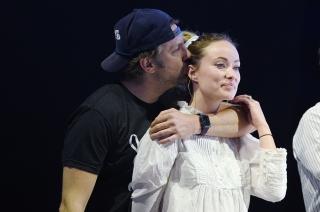 Jason Sudeikis and Olivia Wilde Big Slick Celebrity Weekend Party and Show, Sprint Center, Kansas City, USA - 08 Jun 2019