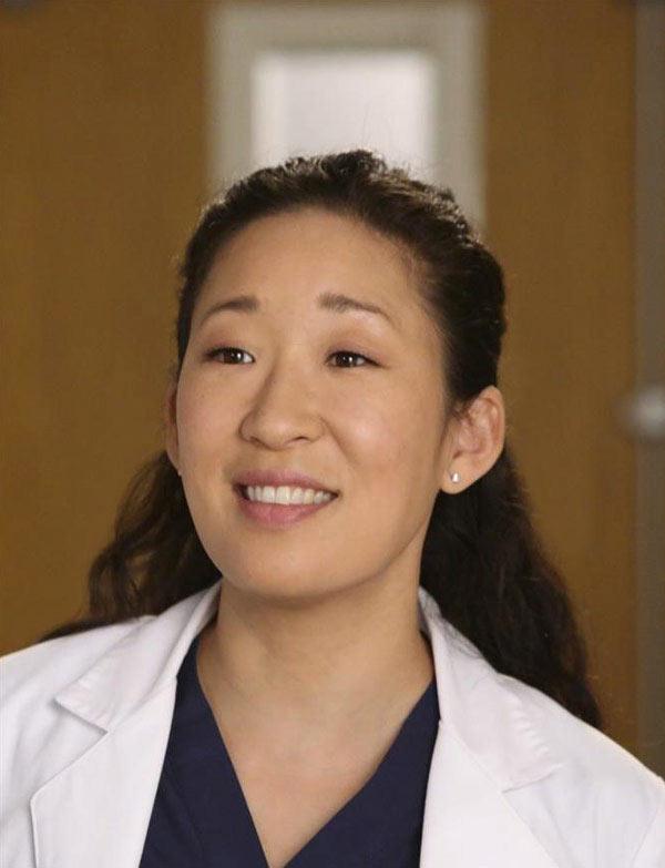 Grey's Anatomy Cristina Yang Harper-Avery Award