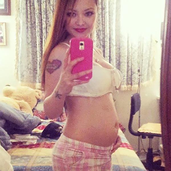 Tila Tequila Pregnant