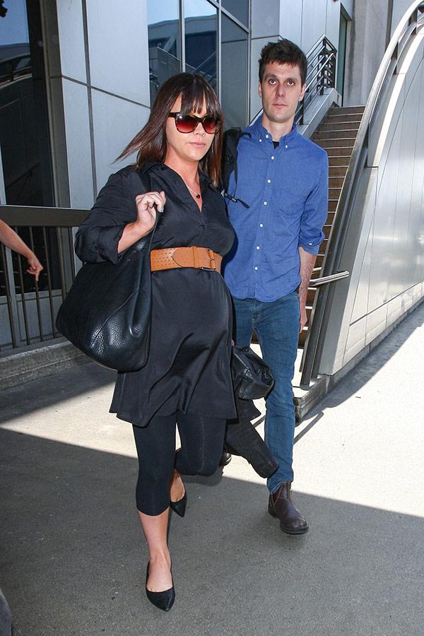 Christina Ricci Pregnant