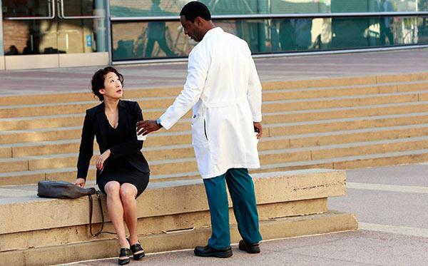 Grey's Anatomy Burke