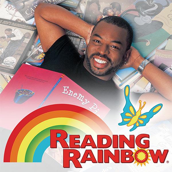 LeVar Burton Reading Rainbow Kickstarter