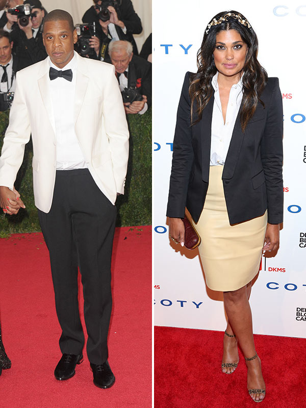 Rachel Roy Jay Z Close Relationship