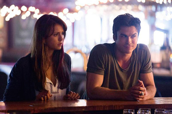 Damon Returning Vampire Diaries