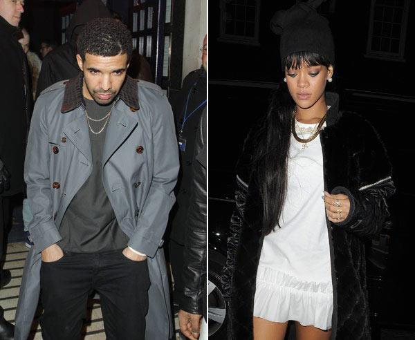 Drake Rihanna Breakup Music