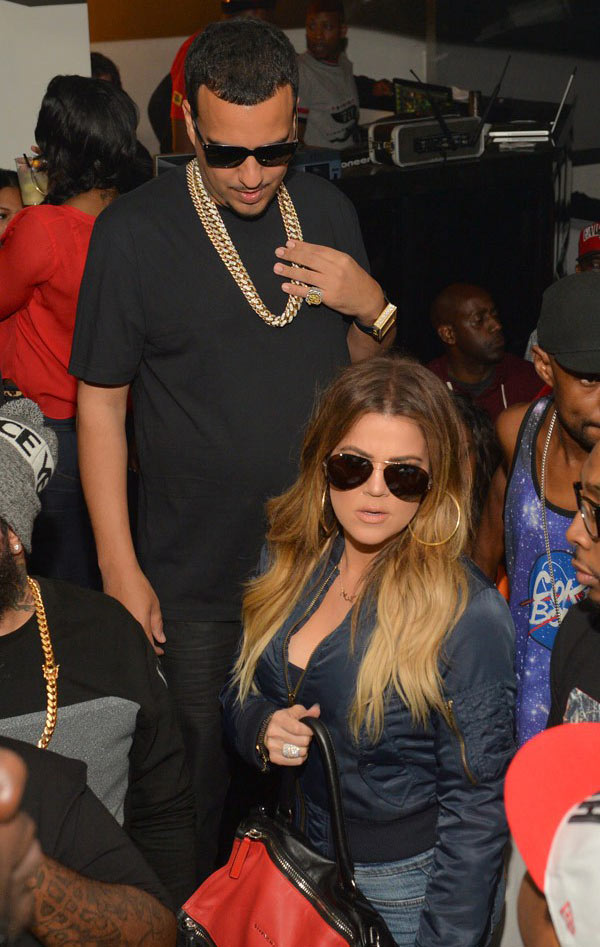 Khloe Kardashian French Montana Having Sex