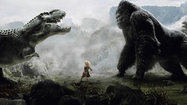Skull Island Movie King Kong
