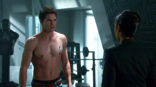 Robbie Amell The Flash