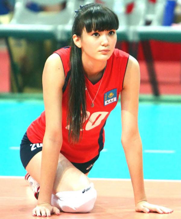 Sabina Altynbekova Bio
