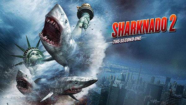 Sharknado 2 Twitter