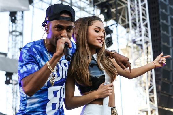 Big Sean Ariana Grande Romance Regret