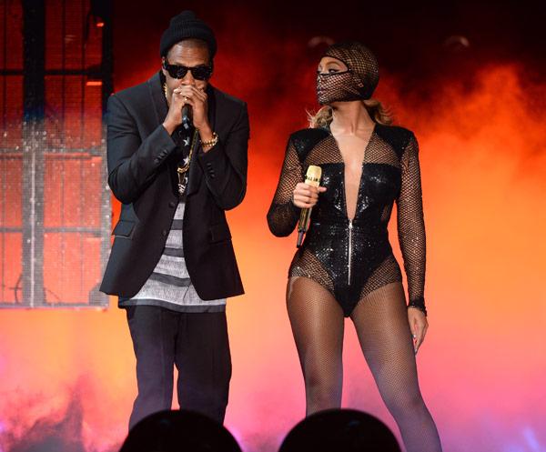 Beyonce Jay Z Split