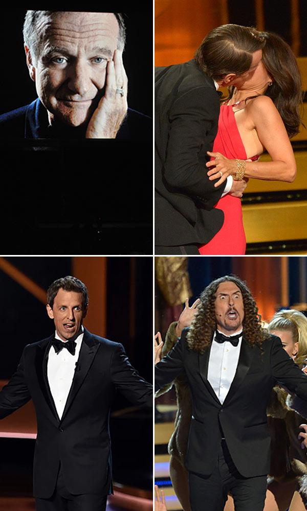 PHOTOS Emmy Awards Show Highlights — The 2014 Emmys ...
