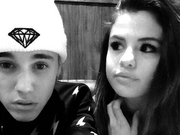 Justin Bieber Selena Gomez Selfie