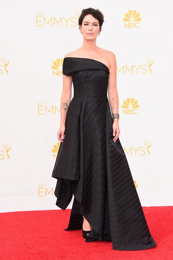 Lena Headey Emmy Dress