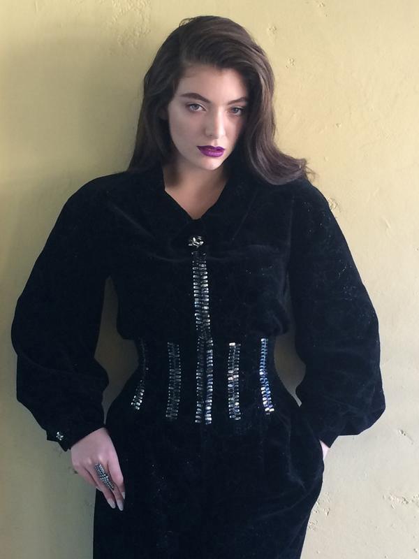 Lorde VMA Jumpsuit