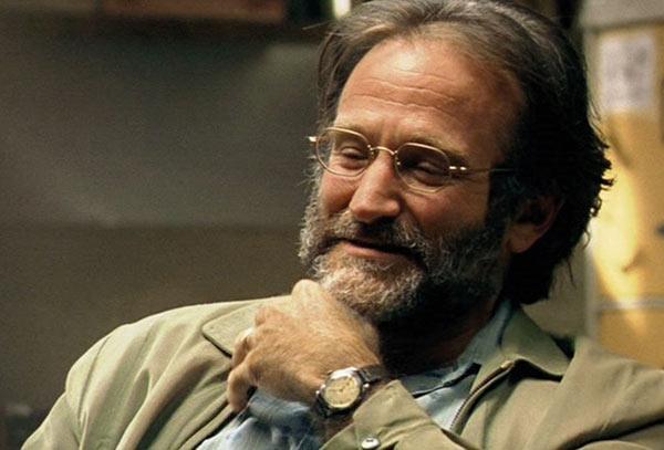 Ben Affleck Robin Williams Tribute