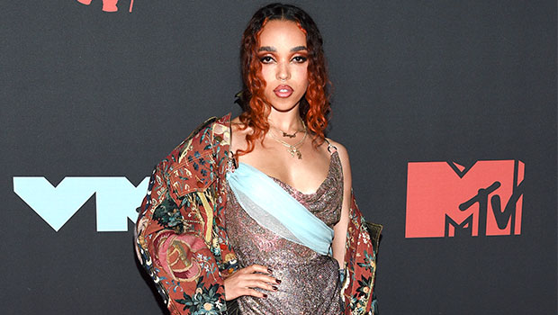 FKA twigs on the red carpet