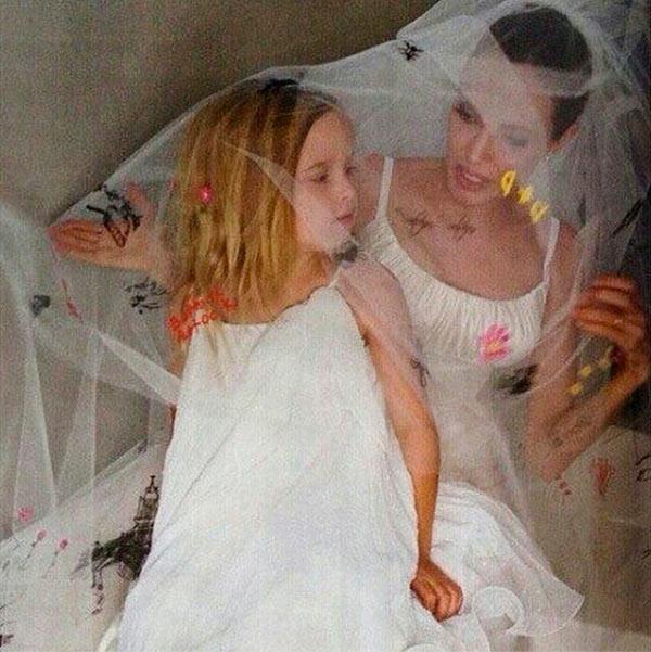 Angelina Jolie Daughter Vivienne