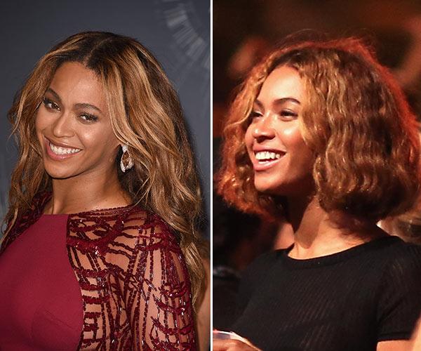 Celebrity Hair Cuts