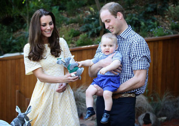 prince william kate middleton baby