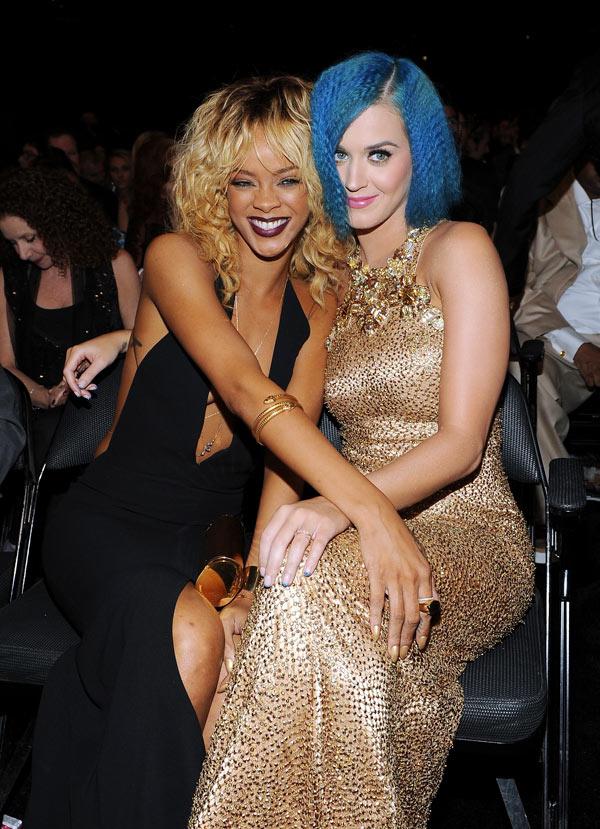Katy Perry Rihanna Dissing Taylor Swift