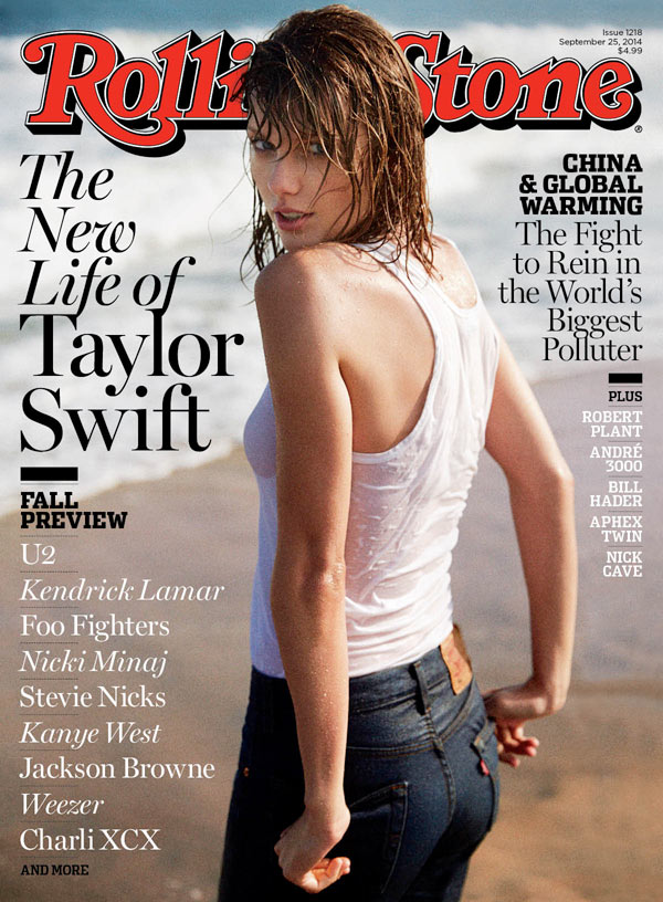 Taylor Swift Diss Rolling Stone